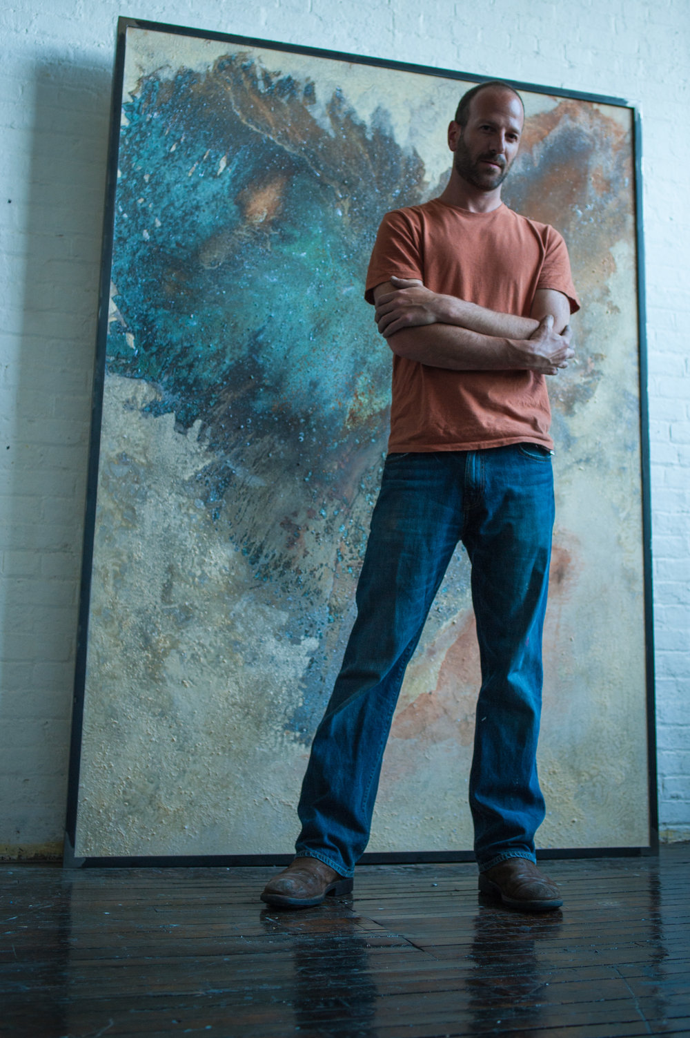 2014 - Paul Seftel, Studio Williamsburg, NY