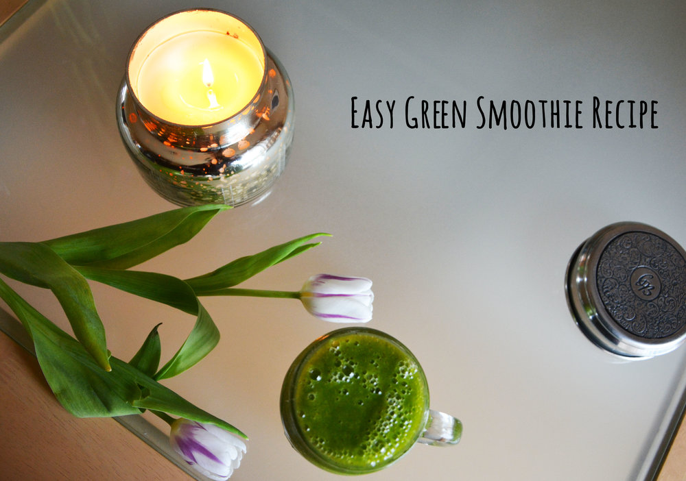 easy green smoothie recipes