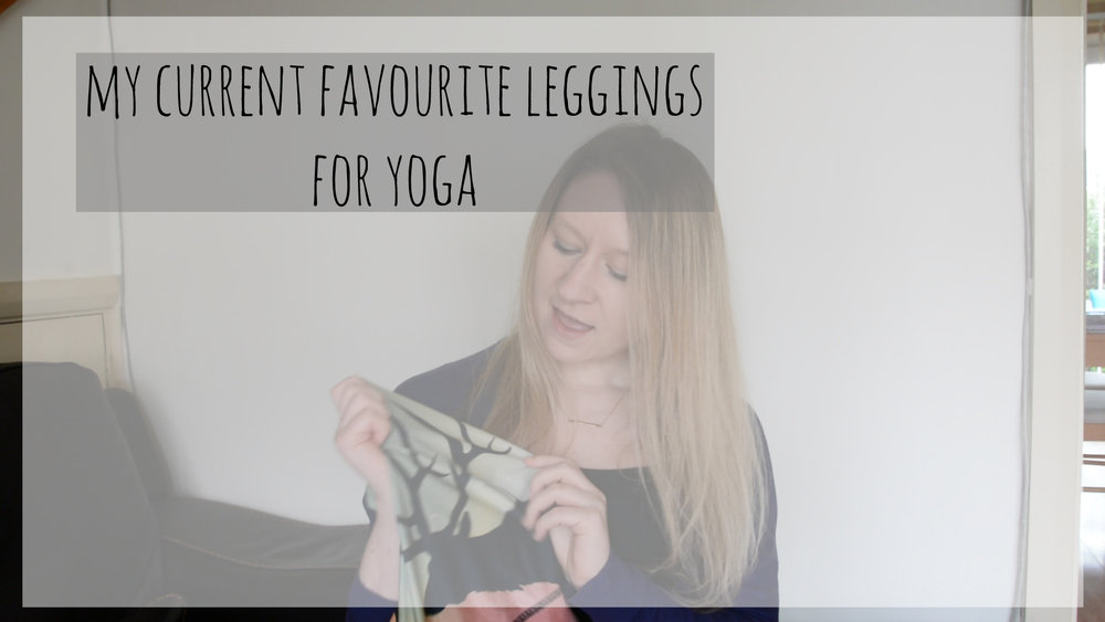 leggings for yoga