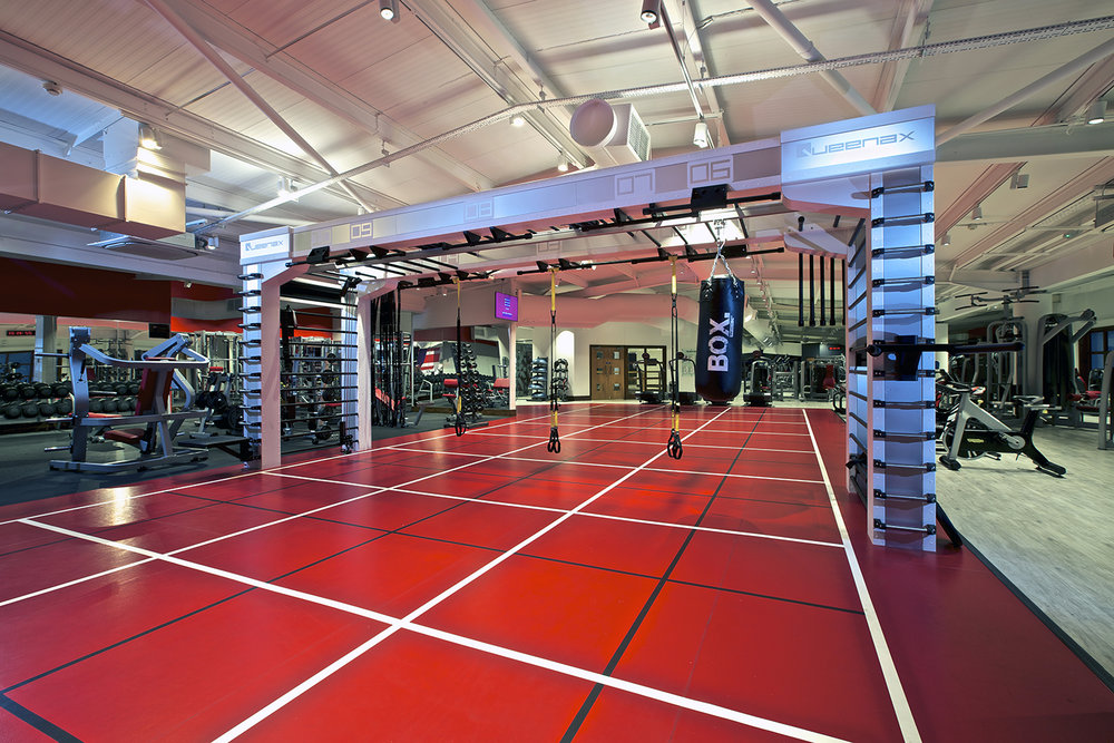150702 Virgin Active, Bristol.