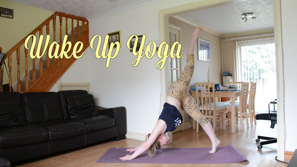 Wake Up Yoga Flow - Jayne Becca Yoga