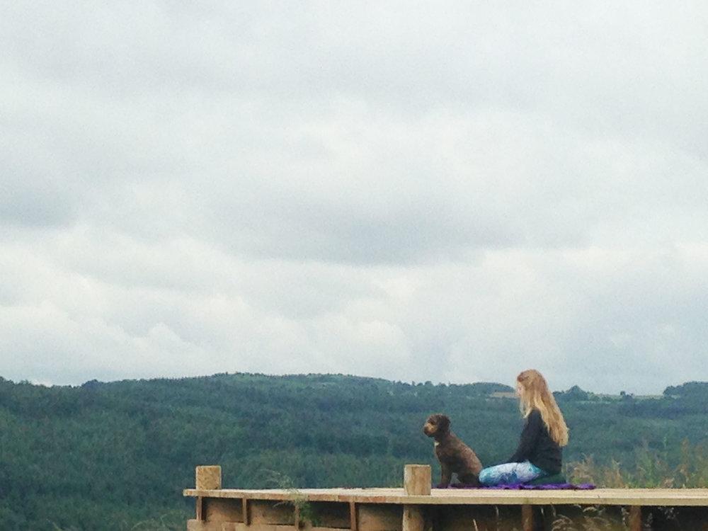 Devon Summer Yoga Retreat Recap - Jayne Becca Yoga