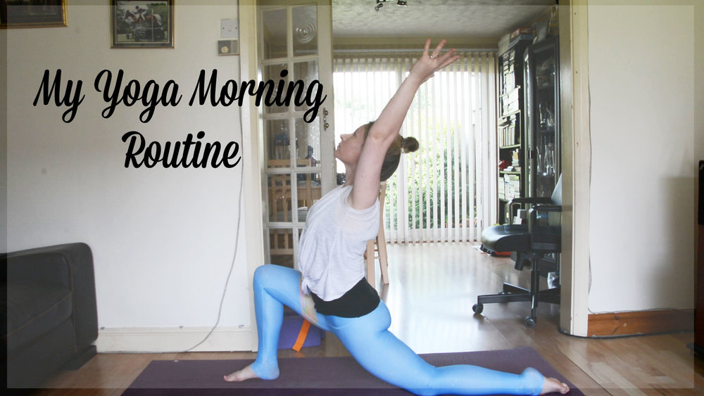 My Yoga Morning Routine - Jayne Becca Yoga