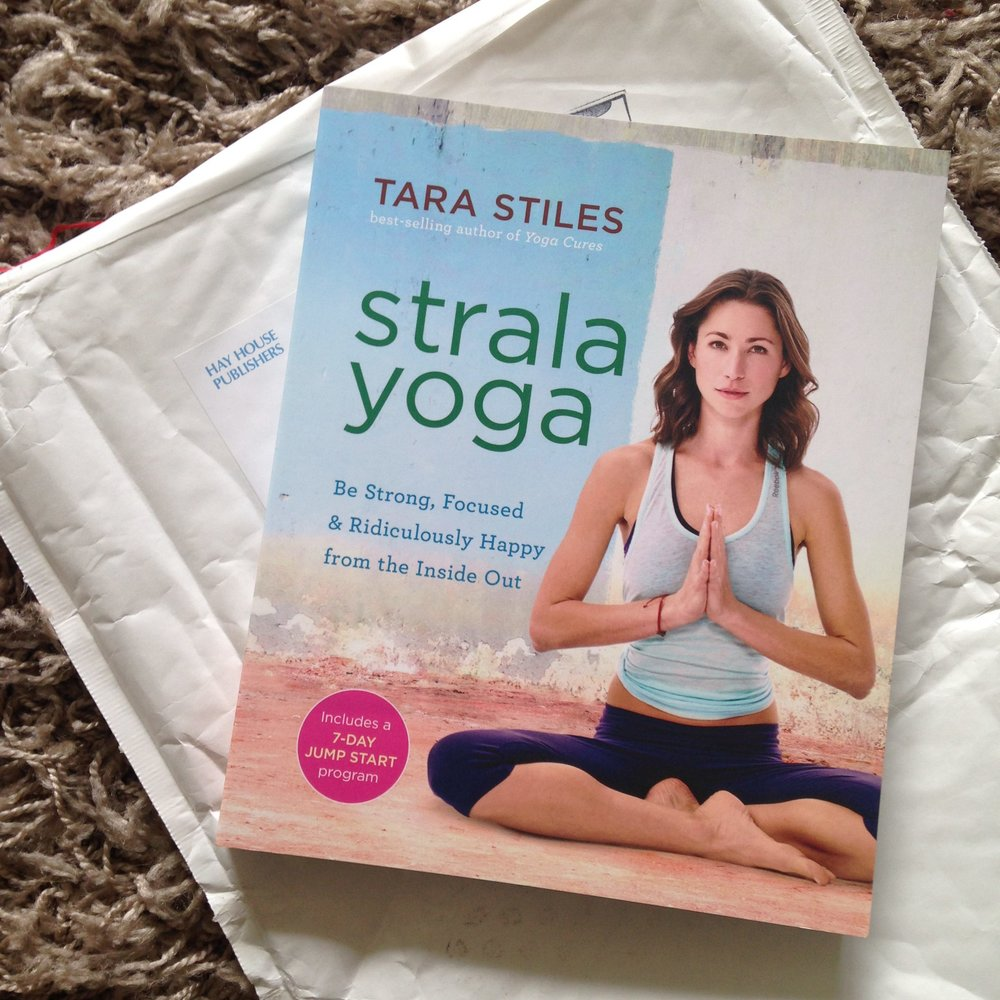 strala yoga the book review
