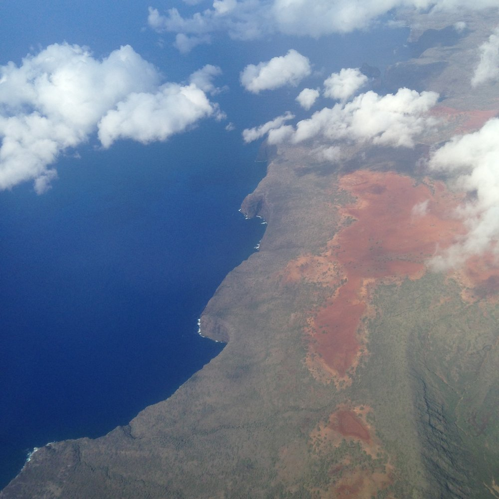Next stop - Maui!