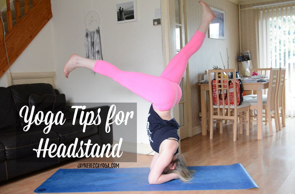 Pin now, practice headstand later!
