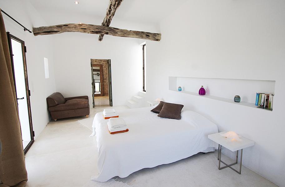 The stunning Zen suite.