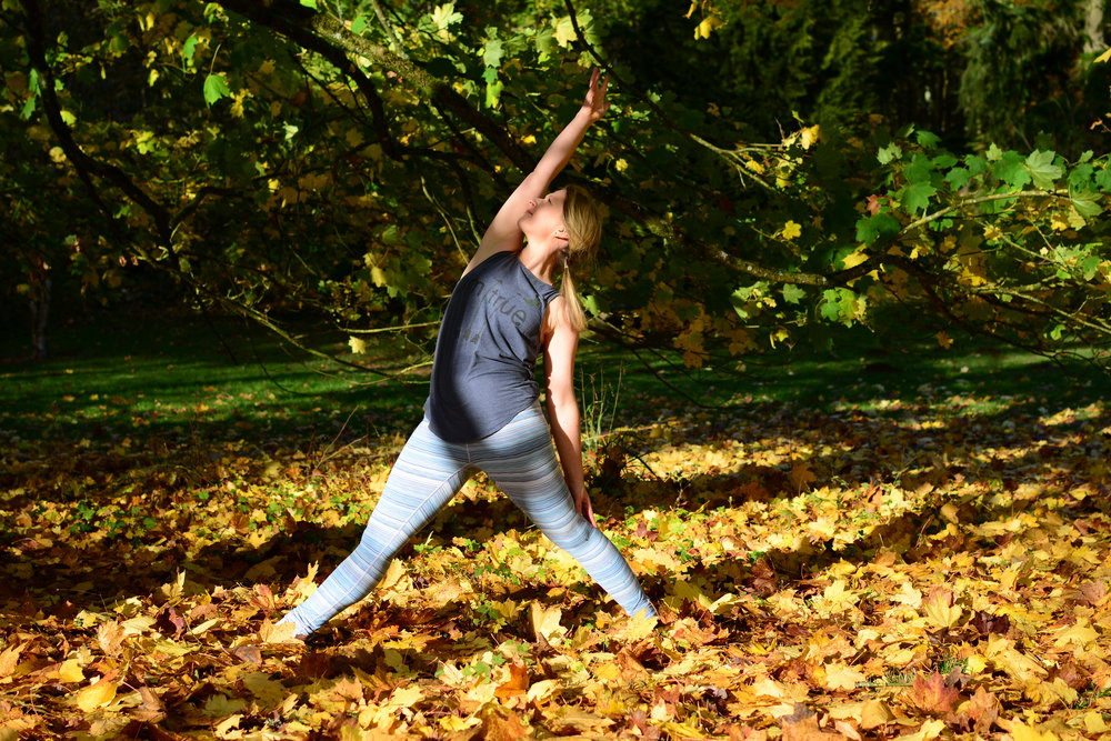 flow yoga & tea with bluebird tea bristol december