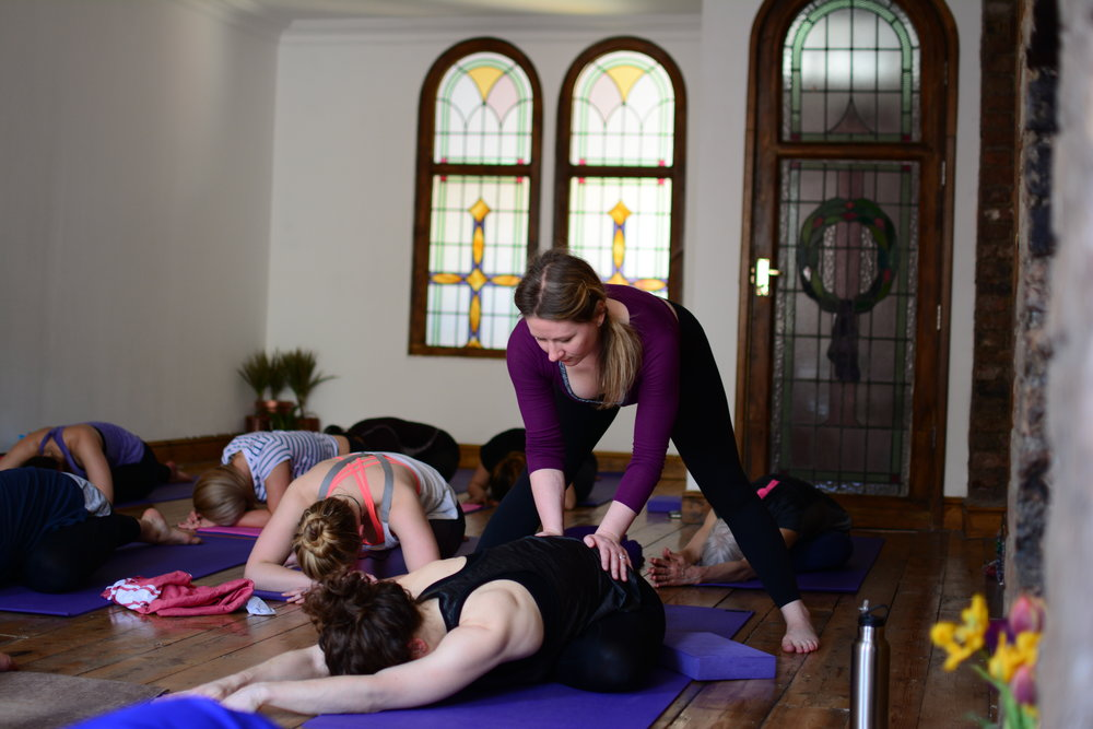 Being a Full Time Yoga teacher - The Pros and Cons