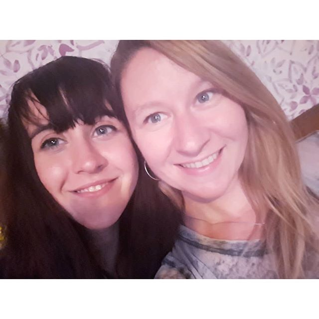 Weekends with the bestie are good for the soul @by.kayleigh #soulsisters #friendship #bestfriend