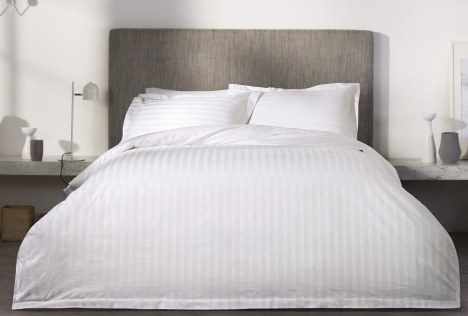 700TC Lexington Quilt Cover Set Queen $179.98 King $191.98 Super King $199.98