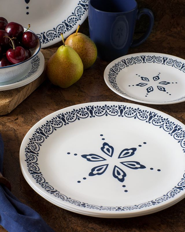 Corelle has never looked so good 😍 Head into Corelle Brands' Fashion Spree outlet to look at their latest collection, featuring on-trend prints and pieces that resist chipping, breakage and the stains of daily use.