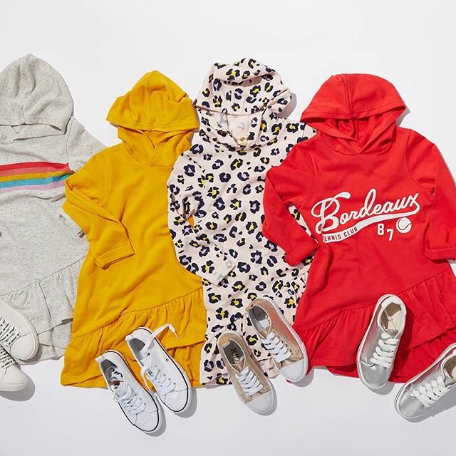 @CottonOnKids's Fashion Spree outlet has your kiddo's school holiday wardrobe sorted! Head in store this week to check out their current offers - and when the kids are getting a little weary? Take a break for a play in our playgrouind!