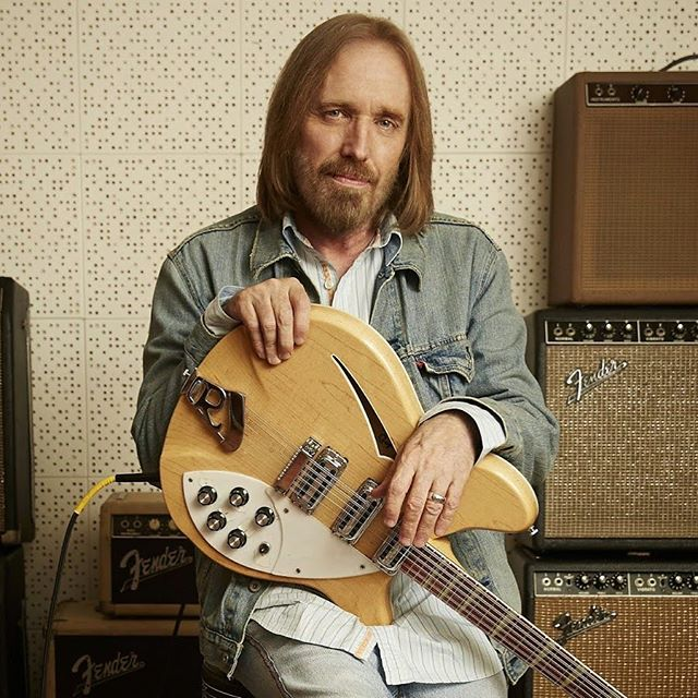 Tom Petty would've turned 68 today. Rest easy brother.