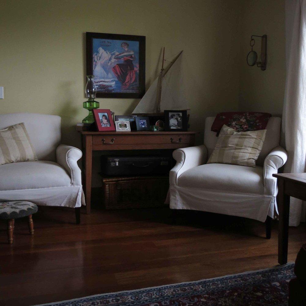 Vallely Residence: Family Room