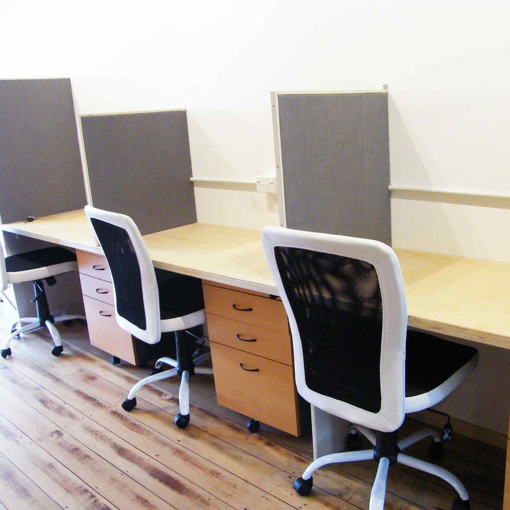 Commercial: Impact383 Shared Workspace