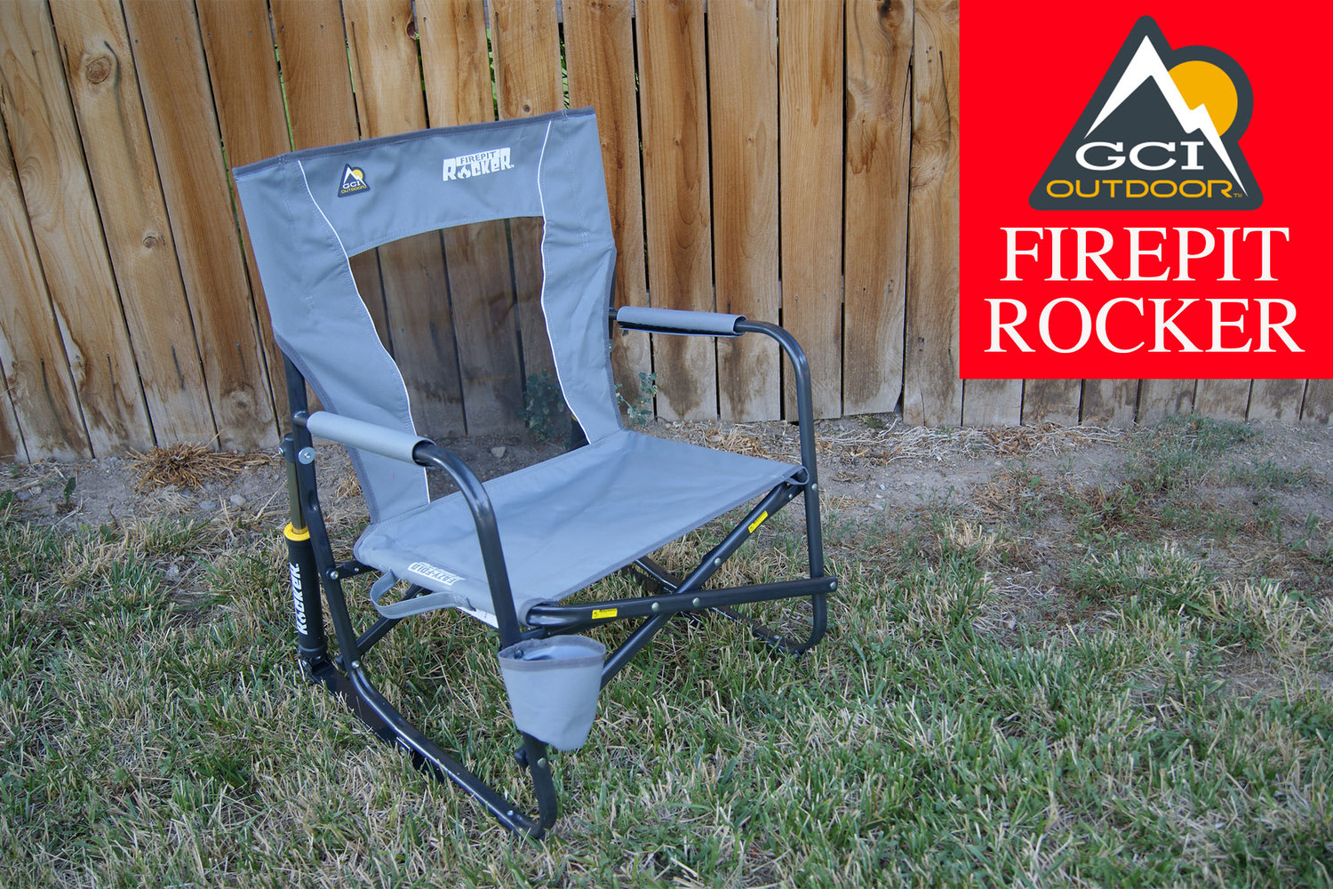 Marvelous Not Another Camp Chair Review Gci Firepit Rocker Gmtry Best Dining Table And Chair Ideas Images Gmtryco