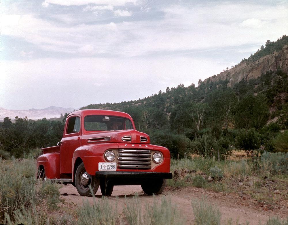 1948 Ford F100. Image: FoMoCo