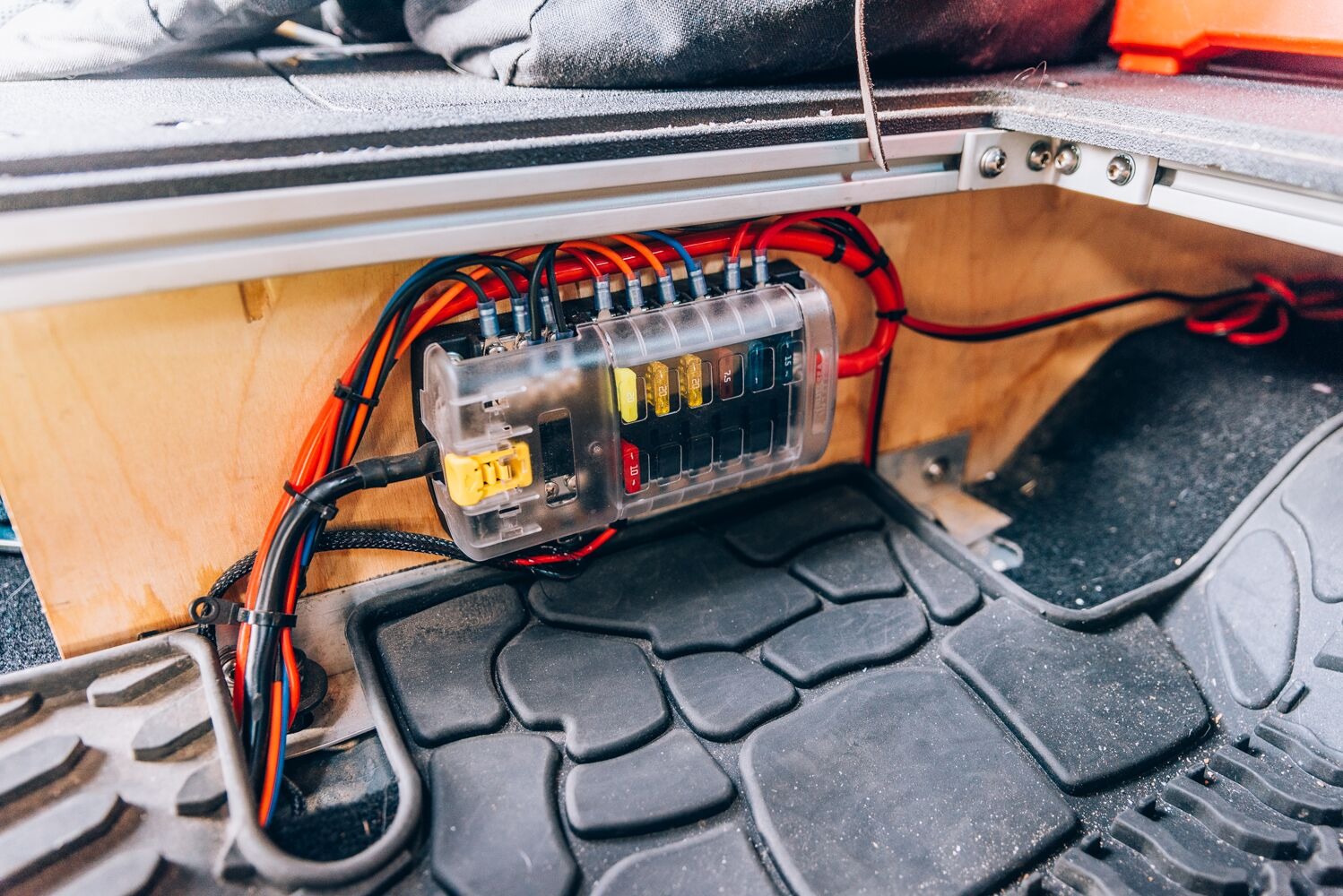 All That Under One Hood Overland Kitted Extension Cord Fuse Box Bluesea Ato Block