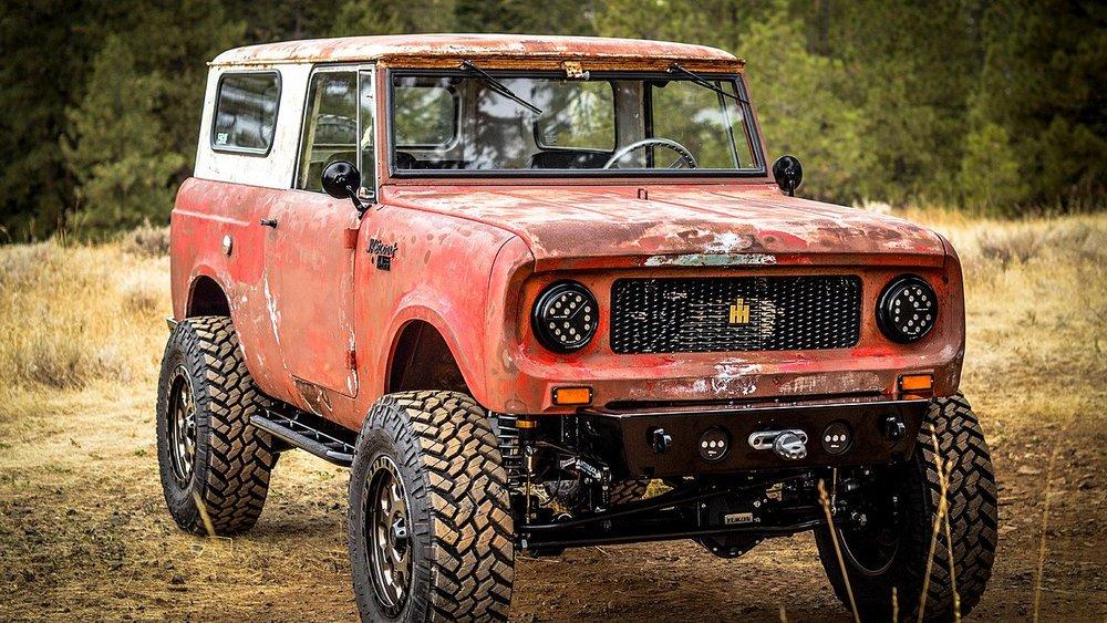 1962 International Harvester Scout Classic Trucks Car 101042725 B3867f74f20d4631622cce20877cb9e5