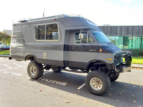 Craigslist Find | 4WD Chinook Insanity — Overland Kitted