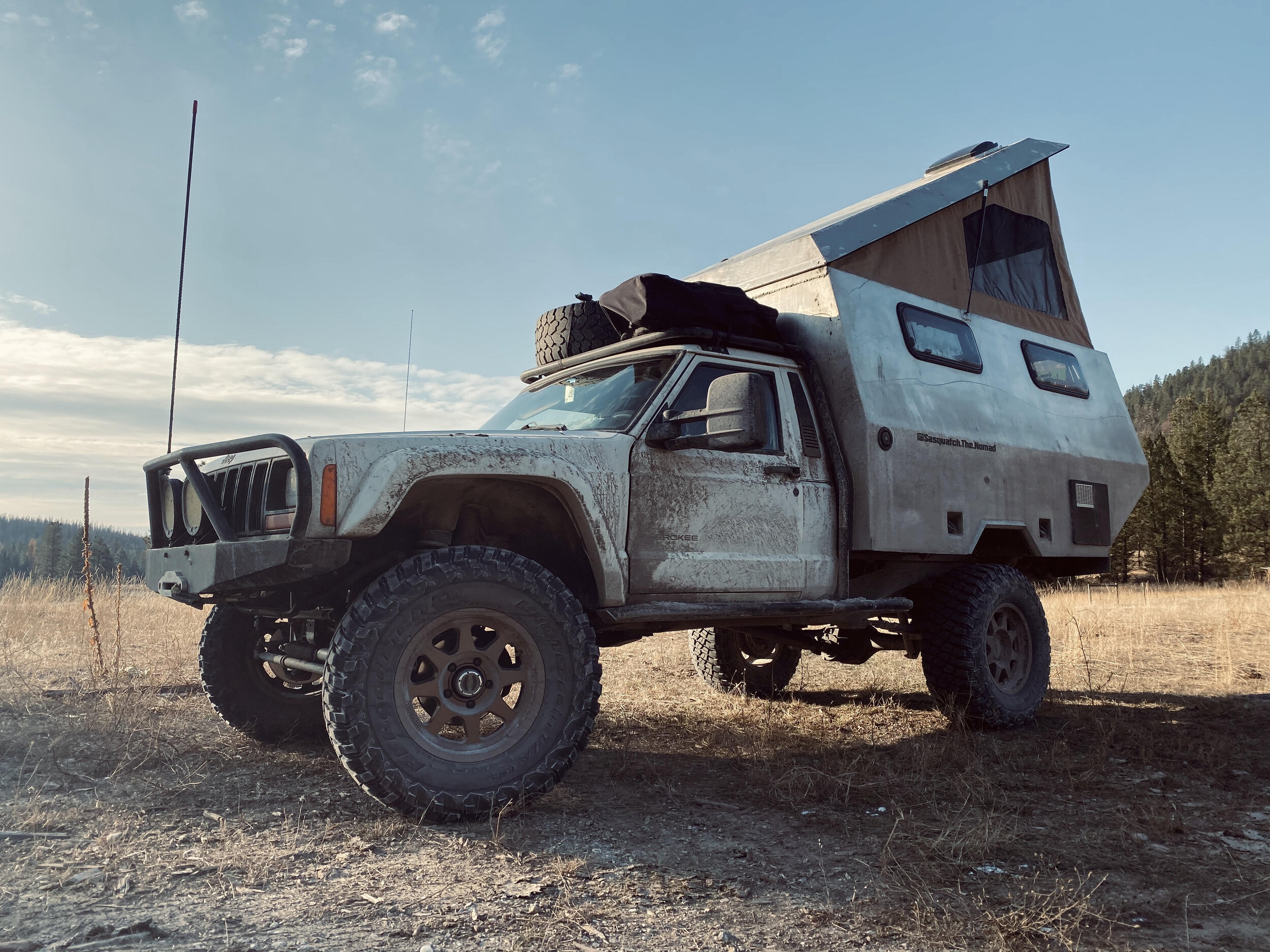 This Diy Jeep Camper Is A Must See Overland Kitted