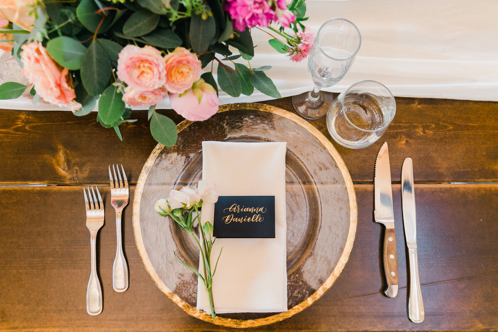 Yosemite wedding place cards calligraphy items by paperloveme11.jpg