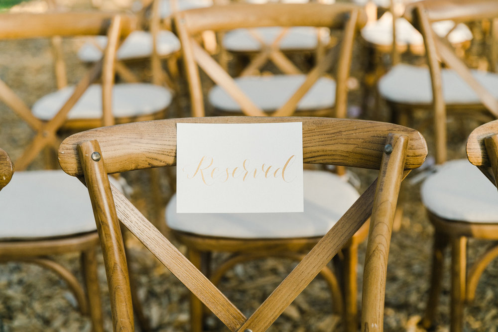 Yosemite wedding reserved sign calligraphy items by paperloveme2.jpg