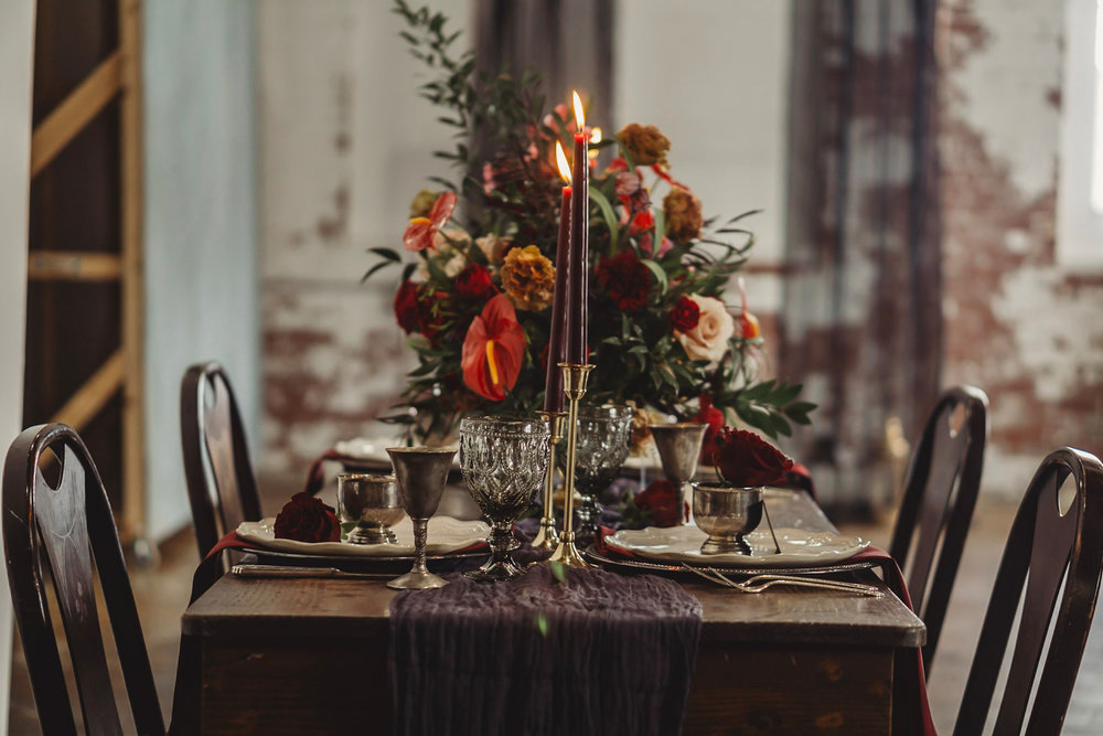 Moody Vintage Wedding Inspiration in Bethlehem PA7.jpg
