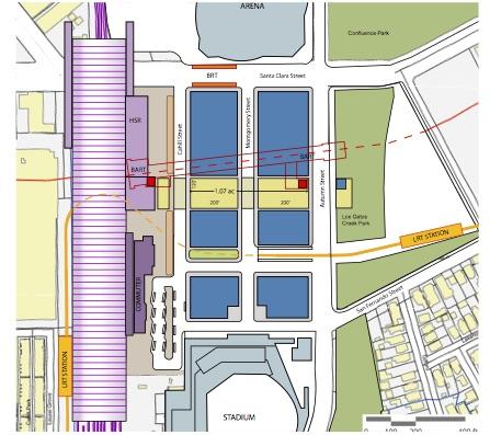 Diridon Station Area Plan