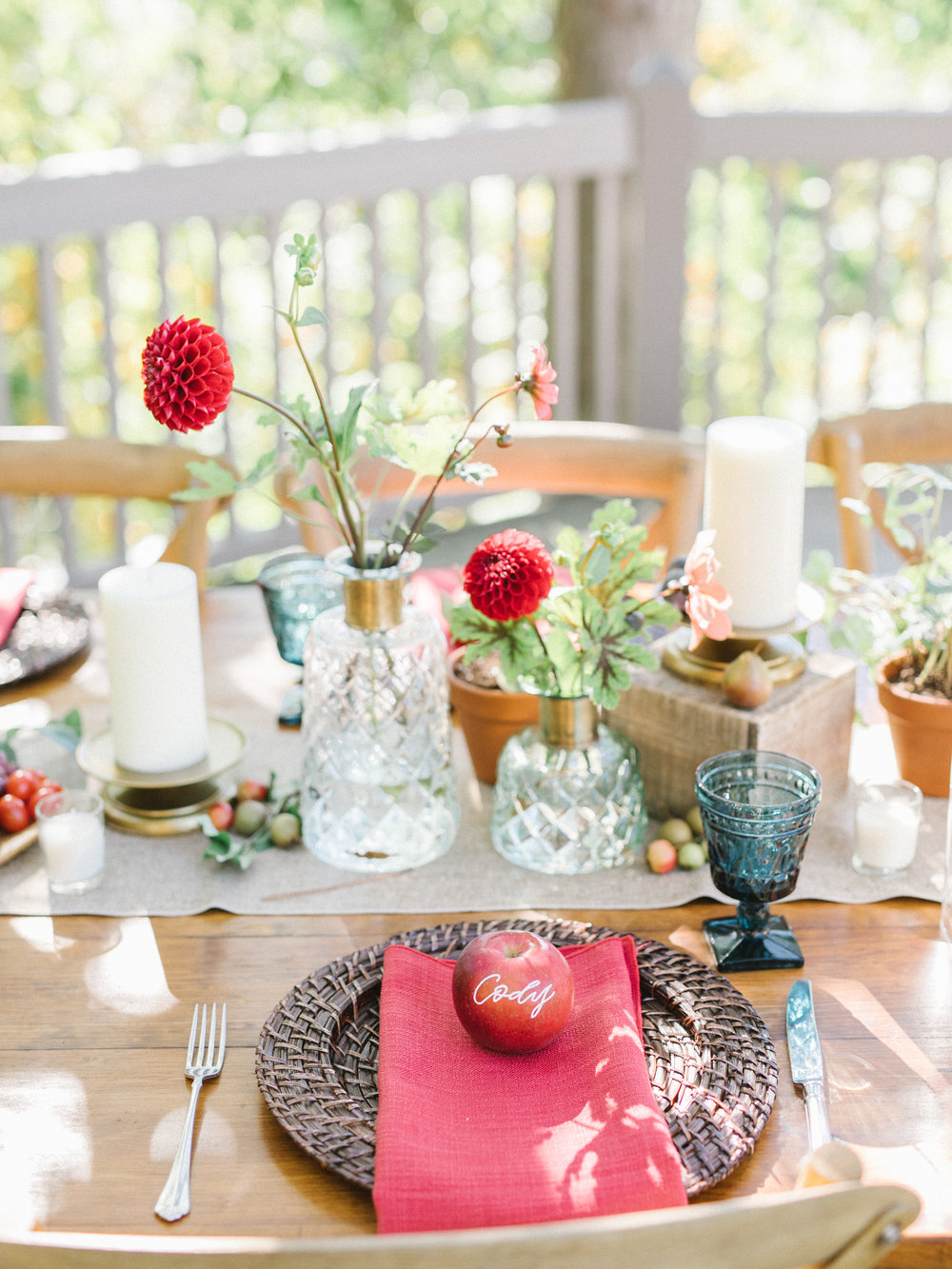 A Rehearsal Dinner in the Catskills -- Venue: Onteora Mountain House // Photographer:  Tenth & Grace // Florist: Faye & Renee // Calligraphy:  Caitlin Jane Calligraphy // Planning & Design: Courtney Space Events // Makeup: Michelle Elise Artistry