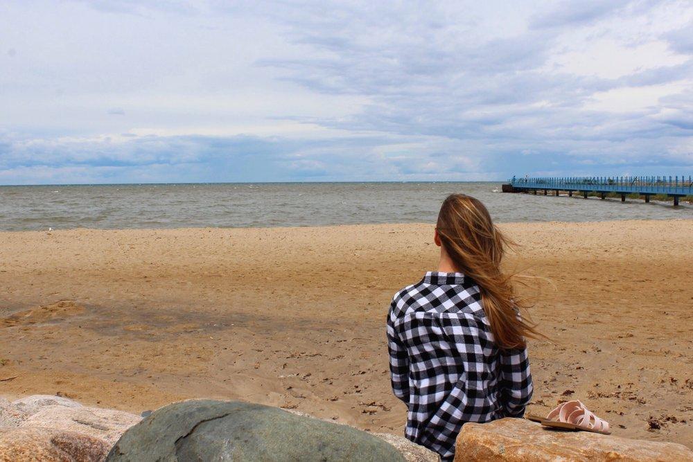 Michigan Great Lakes / Port Austin / Lake Huron