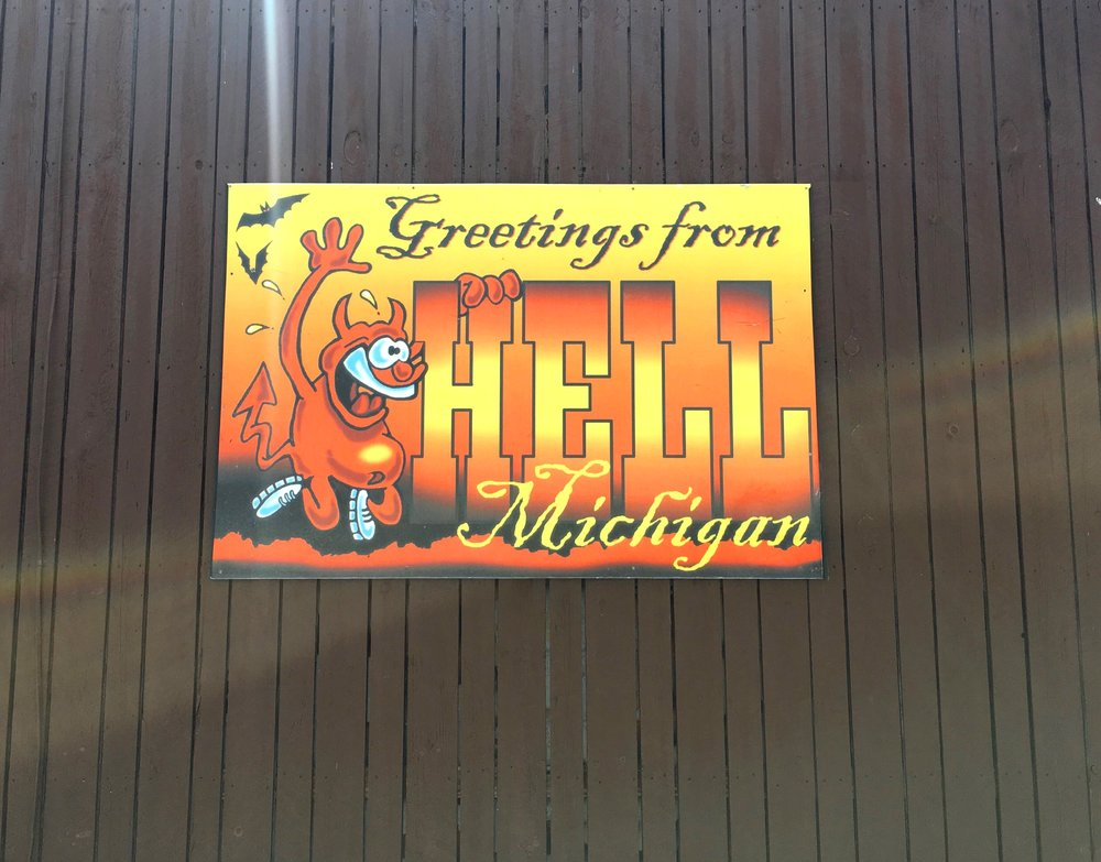 Hell, Michigan / Michigan Tourist /