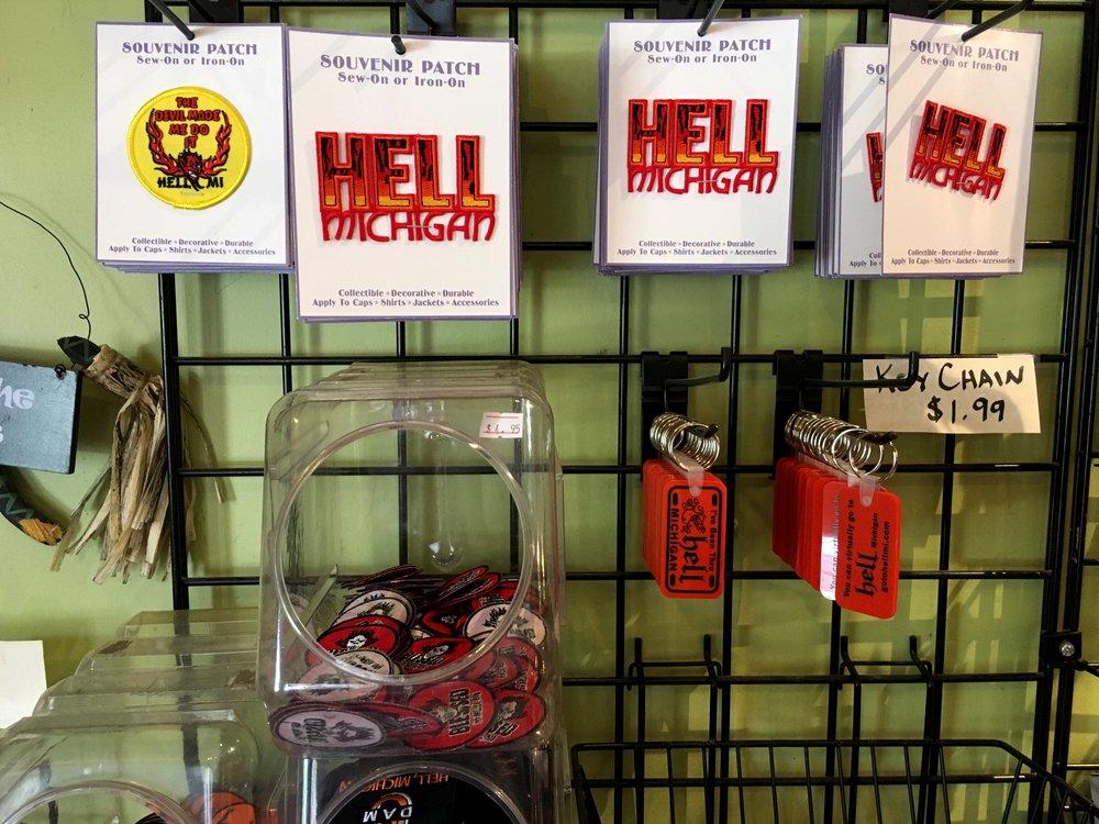 Patches / Hell, Michigan / Michigan Tourist