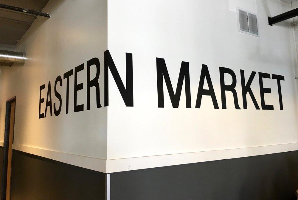 Eastern Market / Detroit Michigan / Downtown Detroit / Flea Market / Fresh Juice / Organic