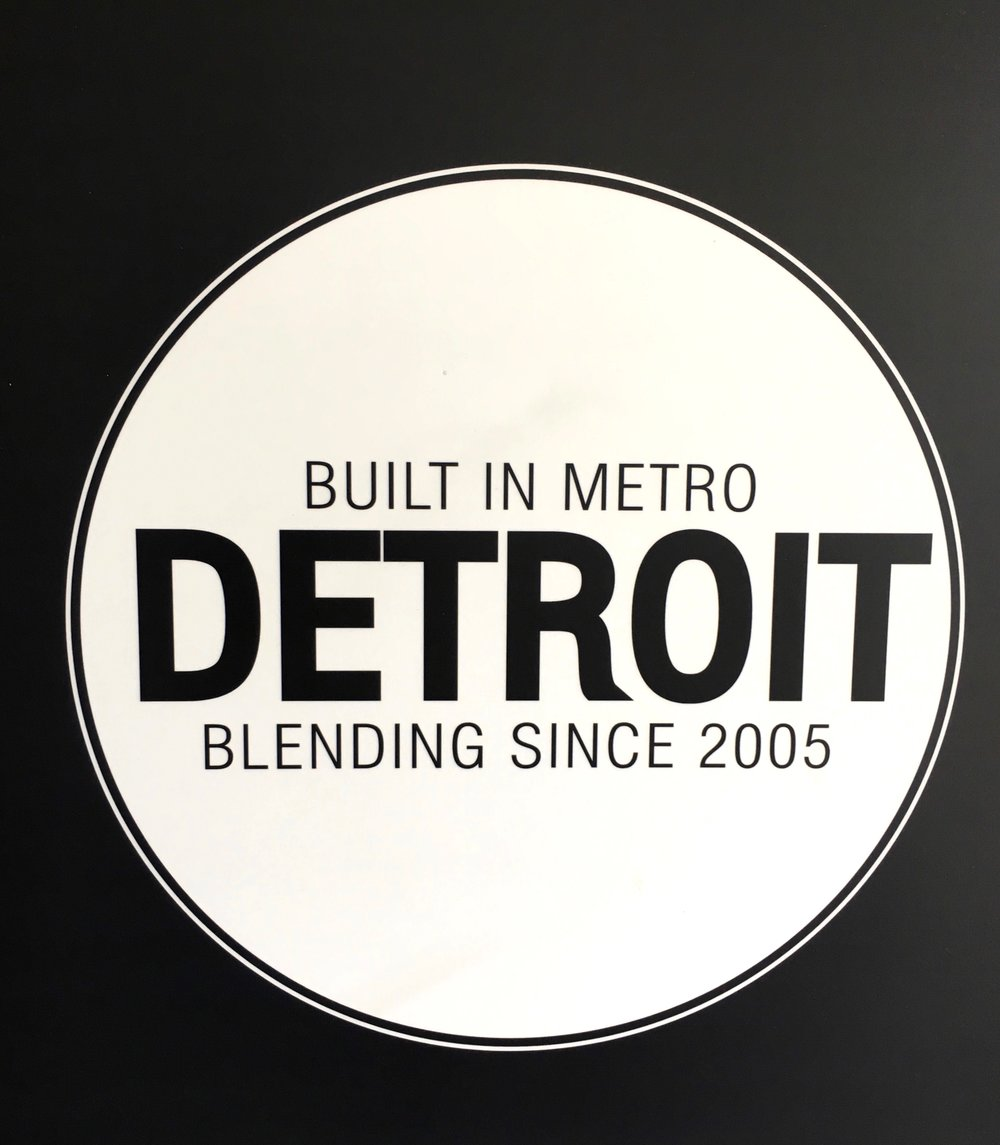 Eastern Market / Detroit Michigan / Built in Detroit / City