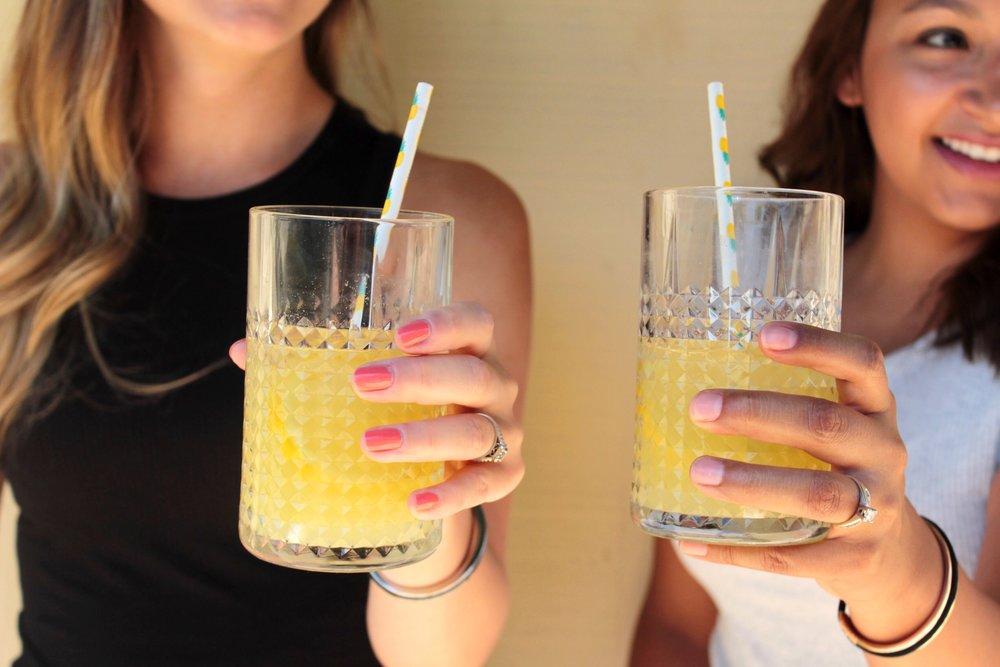 Cocktail / Strug-Free Cocktails / Maria Shireen Bracelet / Summer drink