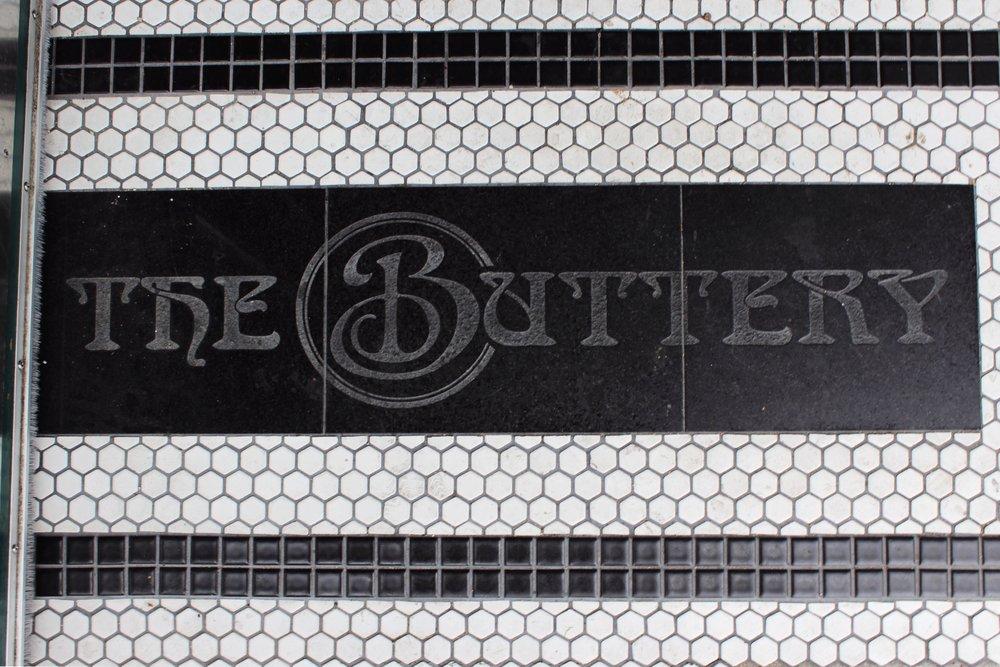The Buttery Cafe in Santa Cruz California