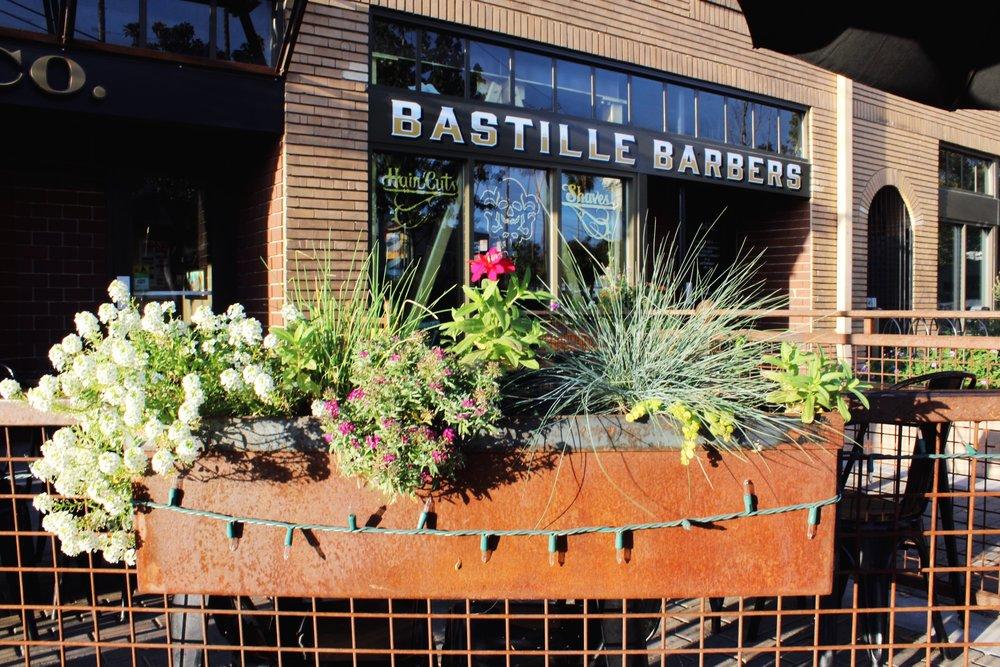 Bastille Barbers in Oak Park Sacramento California