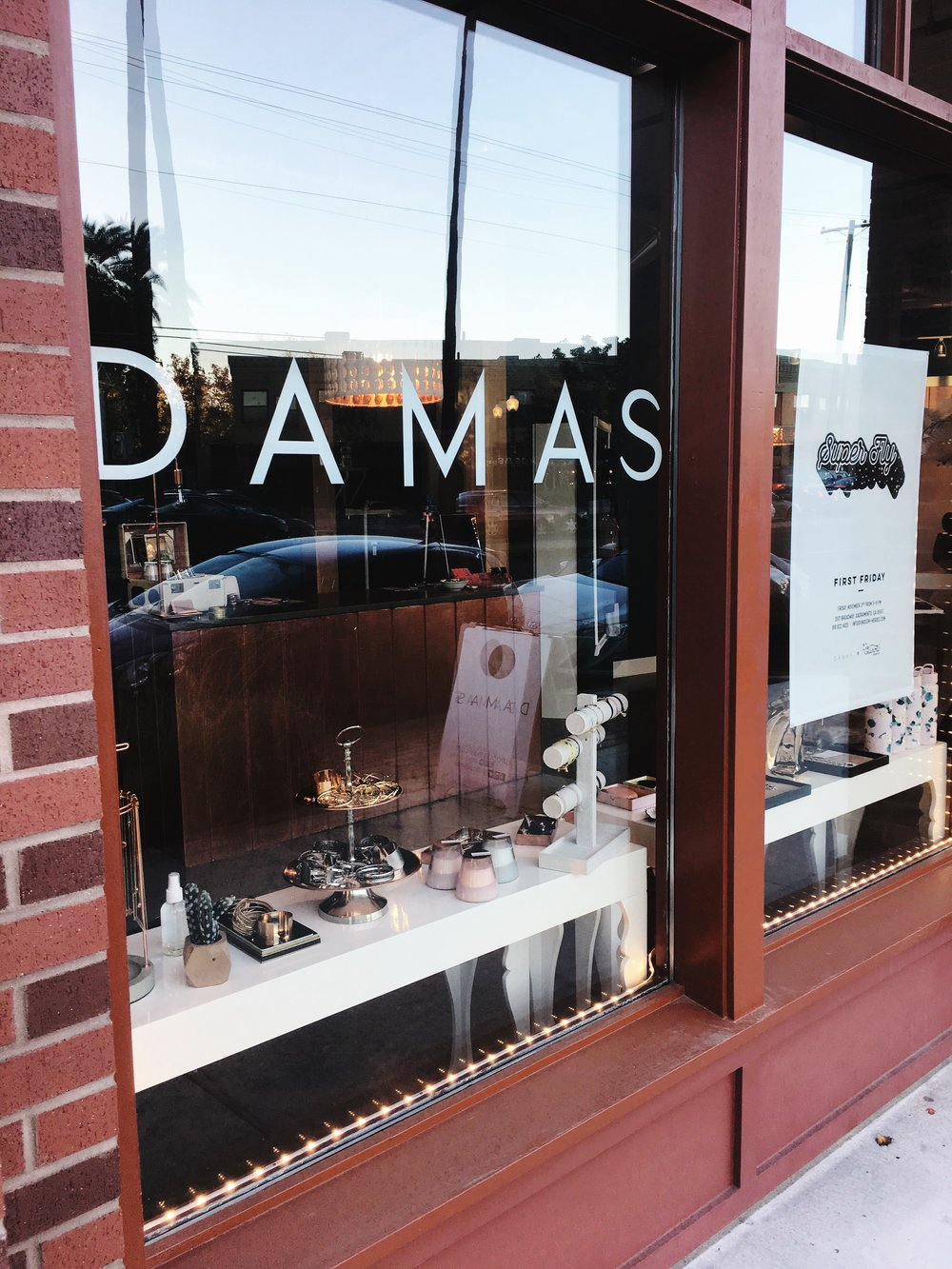 Oak Park California DAMAS Small Shop
