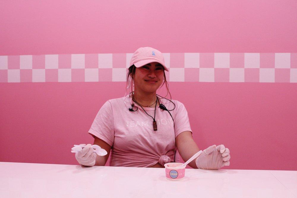 Museum of Ice Cream Employee