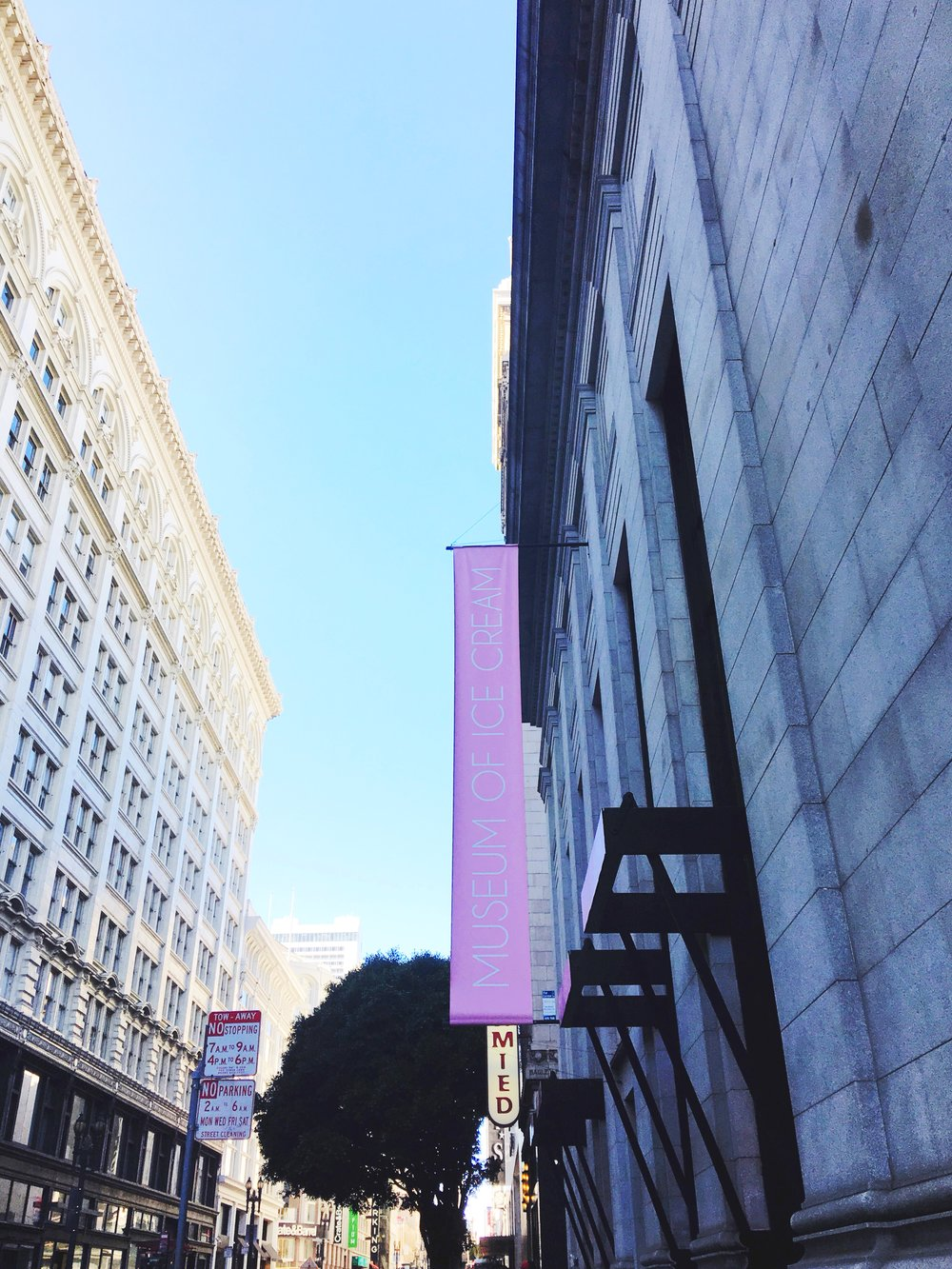 San Francisco, Museum of Ice Cream SF, MOIC