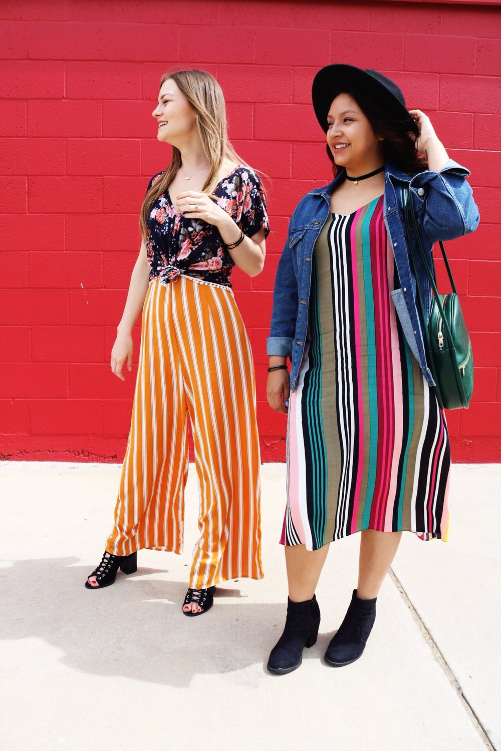 How to add prints to your Spring wardrobes