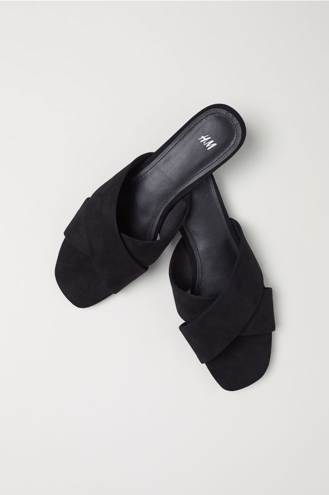 H&M Cross Over Band Sandals