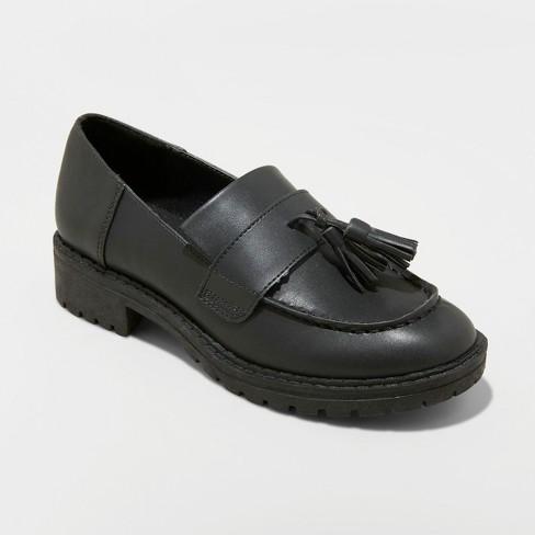 Tassel Loafers $20