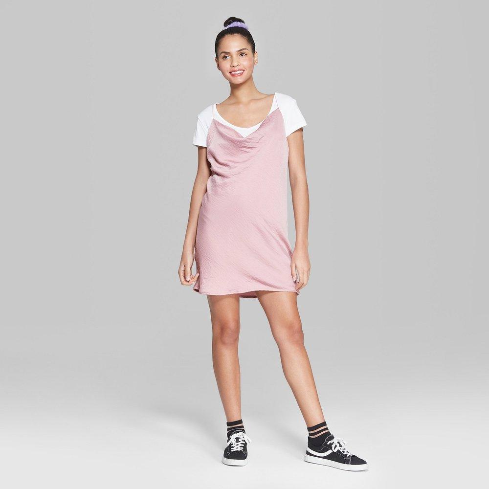 Strappy Slip Dress $23