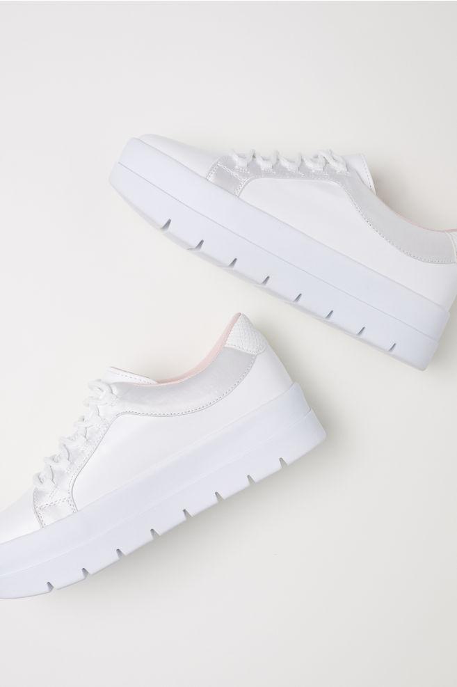 Platform Sneakers $34.99