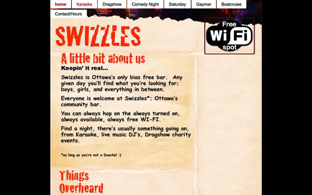 Swizzles Before