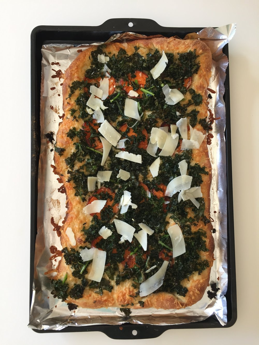 fall pizza   I   @ofthesamemix