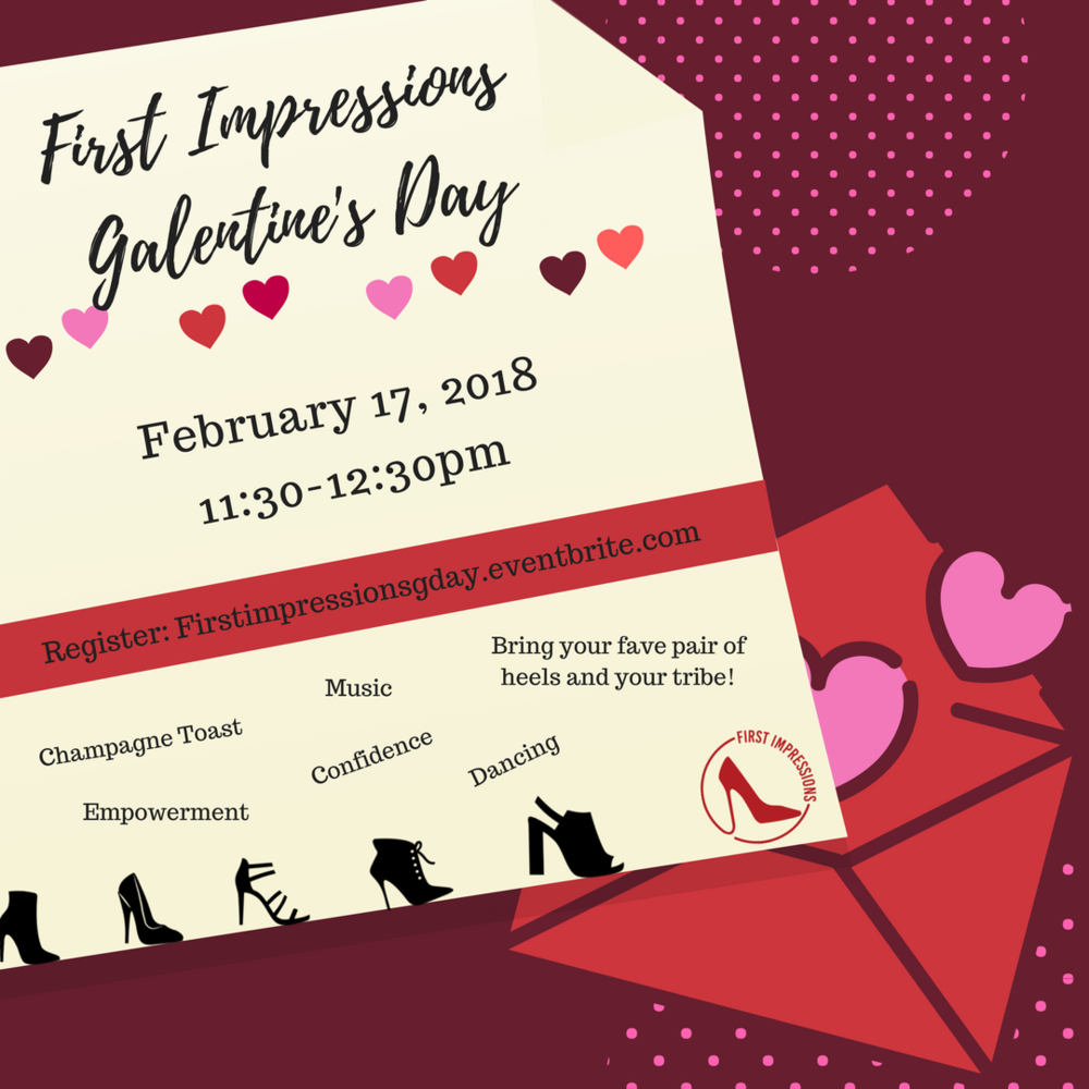 Join us for an unforgettable Galentine's Day experience! -